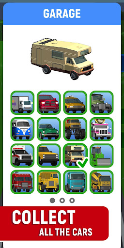 Crash Delivery! Destruction & smashing flying car! 0.9.9 screenshots 3