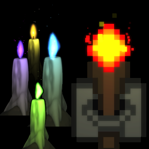 Candles and Torches