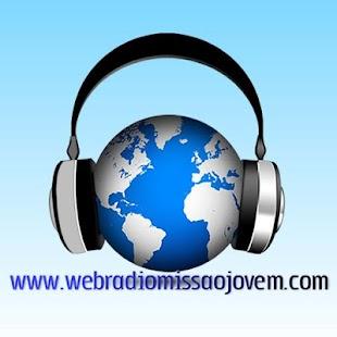 Web Rádio Missão Jovem - náhled