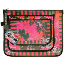 Dylusions Designer Accessory Bag Set