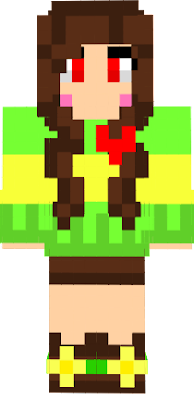 hey i am chara i am using new sweater & boots + i have a new hairstyle now i have longer hair now
