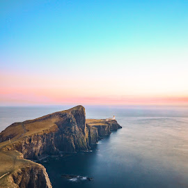 Neist Point by Prashant Karnath - Landscapes Caves & Formations