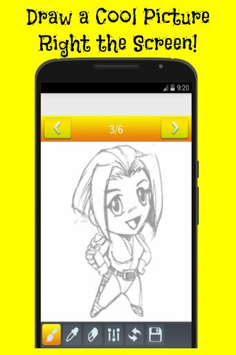 玩免費遊戲APP|下載How to Draw Chibi Anime app不用錢|硬是要APP