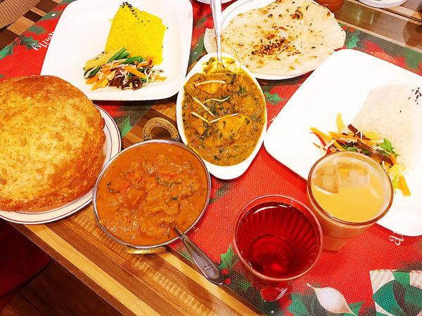 奪愛Dazzle Indian cuisine