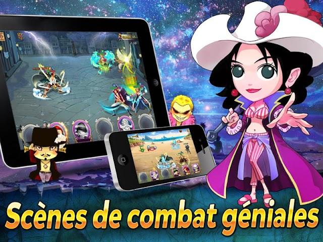 android Monde de Pirates Screenshot 14