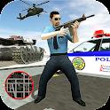 Miami Police Crime Vice Simulator icon