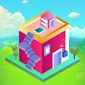 Beautiful House Paint icon