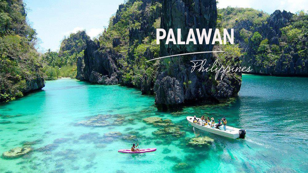 1. Đảo Palawan – Philippines