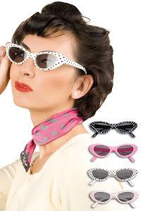 Glasögon Sandy, 50-tal