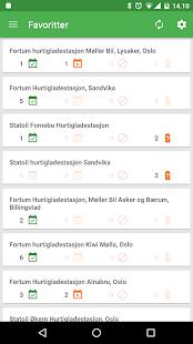 Charging Stations Scandinavia - náhled
