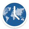Time Machine -- World Clock icon