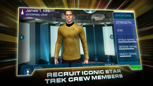 Screenshot for Star Trek™ Fleet Command in United States Play Store