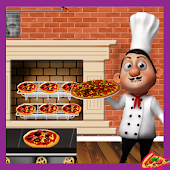 Pizza Factory Delivery: Food Baking Cooking Game