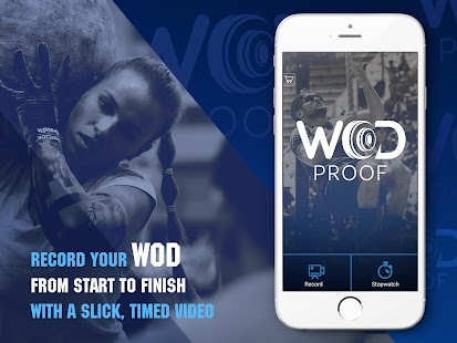 WODProof - WOD Video Timer- screenshot thumbnail