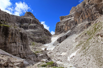 Photo: Bocca di brenta da sud-est