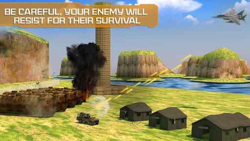 Air Force Surgical Strike War - Fighter Jet Games  screenshots 6
