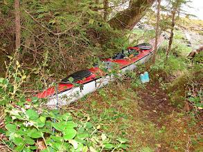 Photo: Rescue Bay on Susan Island
