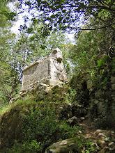 Photo: Tomb of Alcestis or of Aurelius Artemias and family from the 2nd century AD ********** Graf van Alcestis of van Aurelius Artemias en zijn familie uit de 2de eeuw n.C.