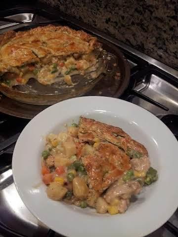 Robin's  Chicken Pot Pie