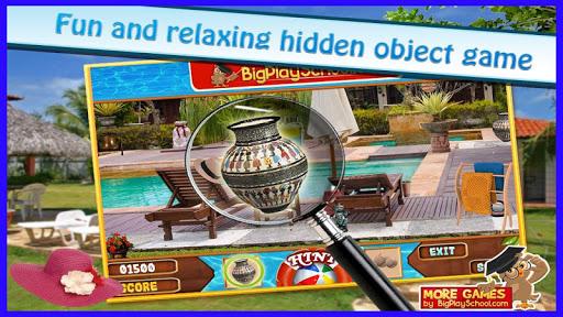 A Pool - Finding Hidden Object