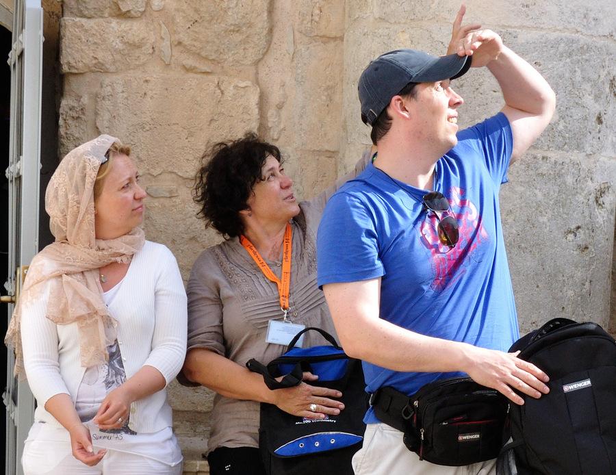 Гид в Израиле Светлана Фиалкова. Отзыв об экскурсии.