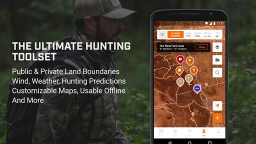HuntWise: Die Screenshots der Jagd-App 2