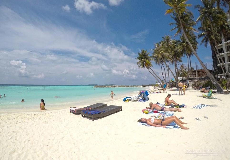 KAANI BEACH HOTEL, o lugar ideal para se alojar em Maafushi | Maldivas