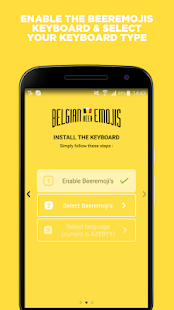 Belgian Beeremojis- screenshot thumbnail