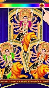 Goddess Durga Live Temple - náhled
