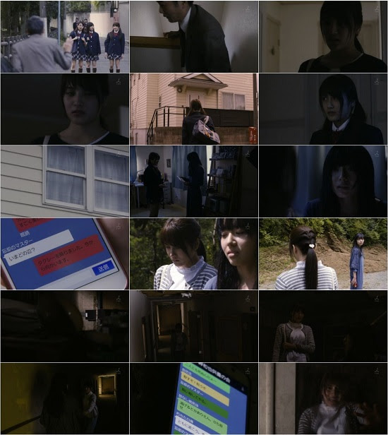 (TV-Dorama)(720p) 入山杏奈 – 劇場霊からの招待状 ep03 「偶像」 151023