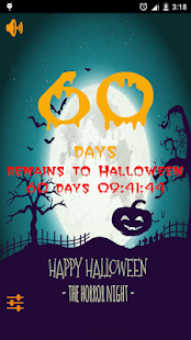 Halloween Countdown Screenshot
