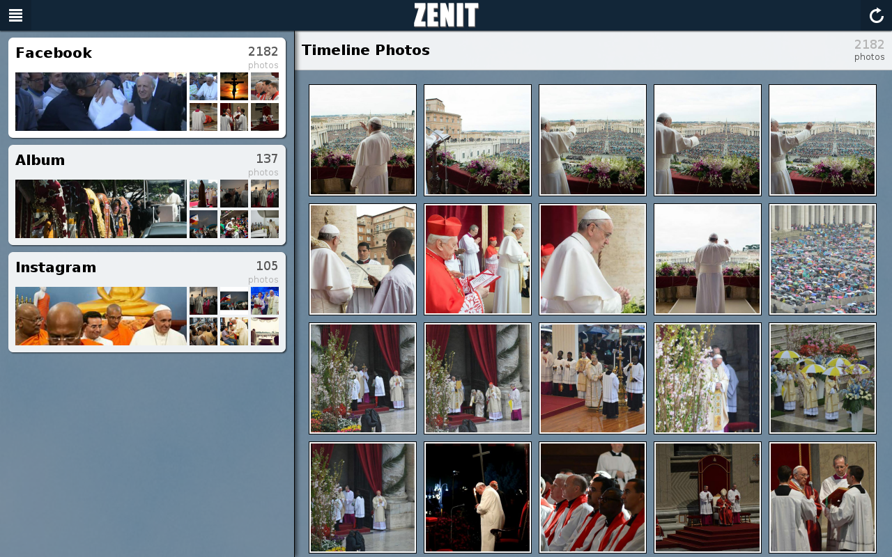 ZENIT- screenshot
