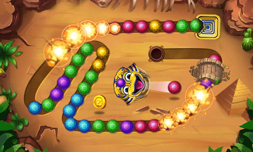 Marble Shoot - Egyptian - Marble shooting 1.3.8