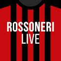 Rossoneri Live – App non ufficiale di Milan icon