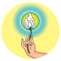 Dhamma on Mobile icon