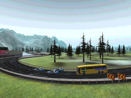 World Cup Bus Simulator 3D  screenshots 1