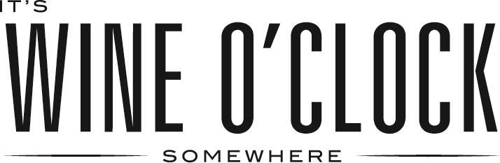 Logo for Wine O'Clock