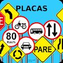 Placas de Trânsito / Quiz para CNH icon