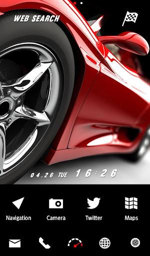 玩個人化App|壁纸·图标 酷红跑车免費|APP試玩