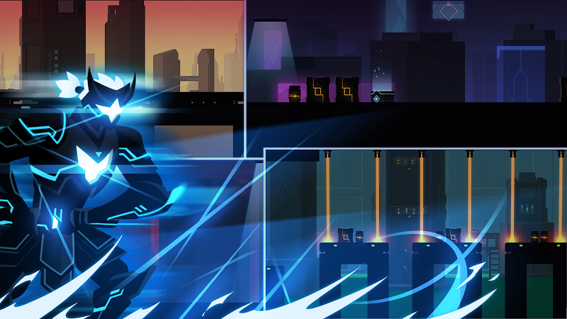 Overdrive - Ninja Shadow Revenge Screenshot 6