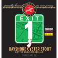 Logo of Flying Fish Exit 1 Bayshore Oyster Stout