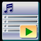 ミュージックプレーヤー Mod