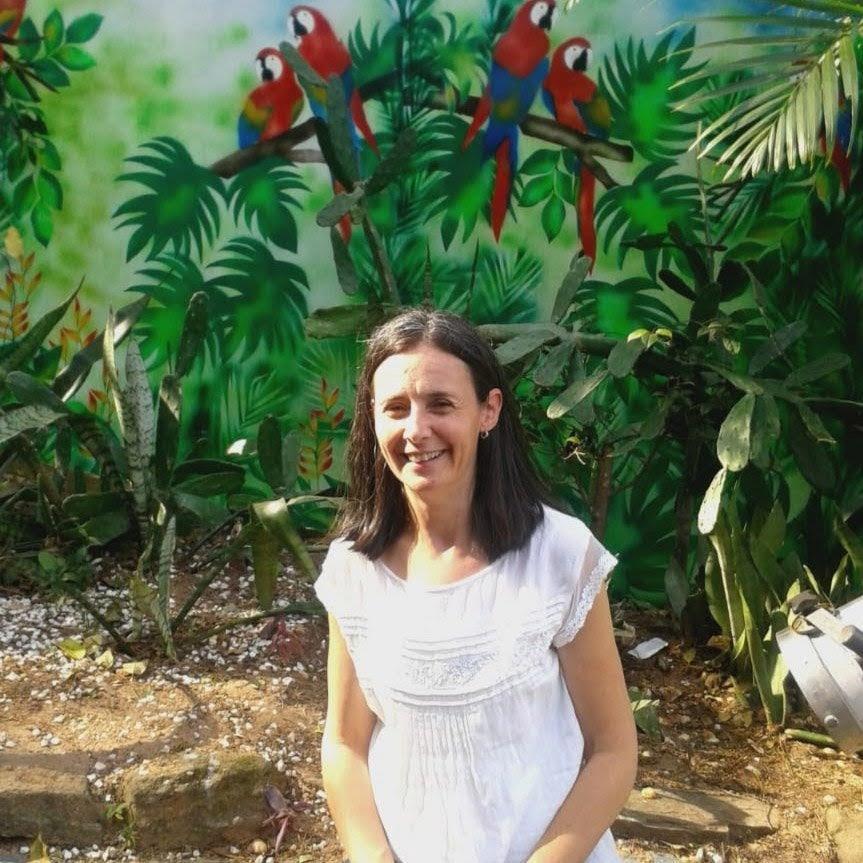 """Resultado de imagen de esther navarro misionera paraguay"""""""