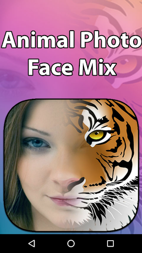 Animal Photo Face Mix