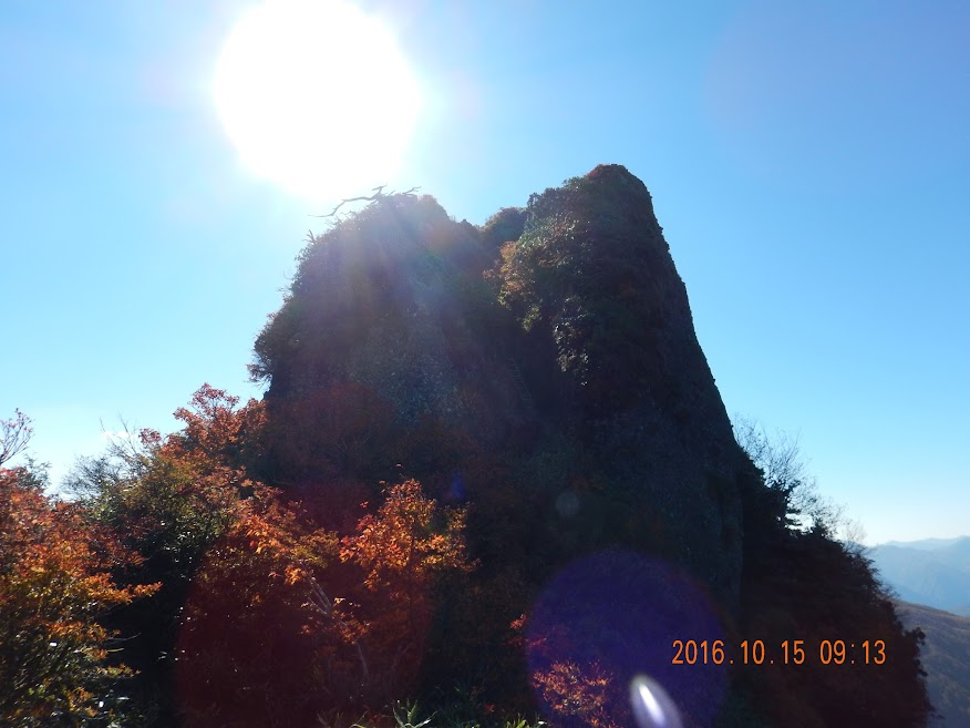 越後三山(八海山・中ノ岳・越後駒ヶ岳) thumbnails No.8