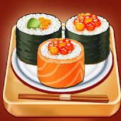 Sushi game cooking game-simulation restaurant game