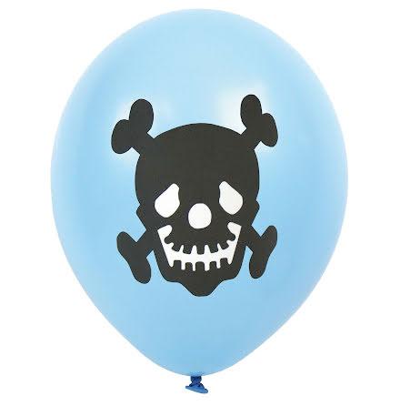 JaBaDaBaDo Ballonger 8-pack, Pirat