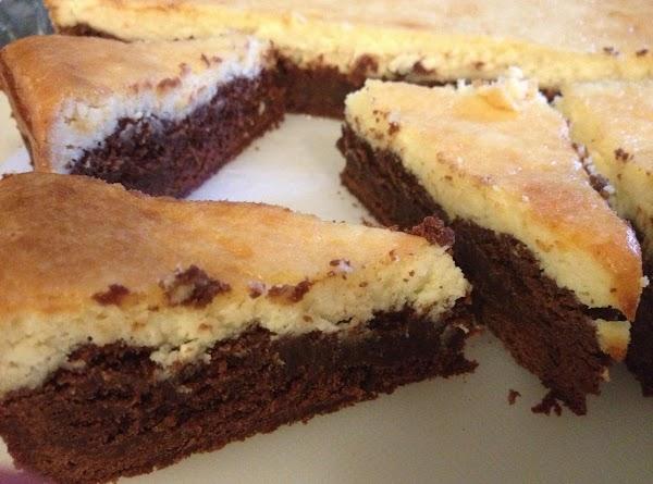 Brownie Cheesecake Bites Recipe