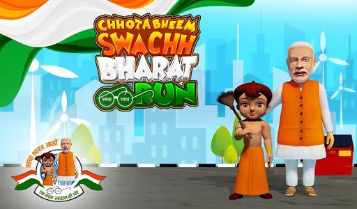 Chhota Bheem - Swachh Bharat Run 2.0.4 app download 1