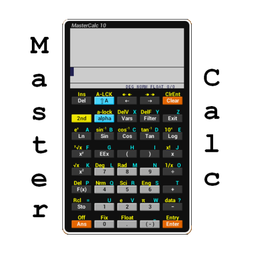 MC50 Programmable Calculator Icon